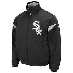 Chicago White Sox Fullzip Premier Thermabase Jacket - Small