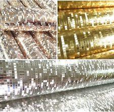 Mini Roll Luxury Metallic Design Mosaic Tiles wallpaper