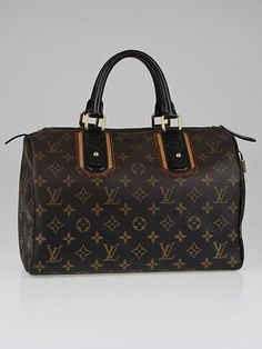 c54049e9f Louis Vuitton Limited Edition Black Monogram Mirage Speedy 30 Bag LOVE  Speedy 30, Louis Vuitton