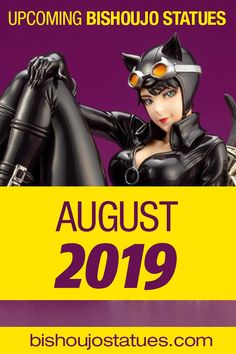 Upcoming Bishoujo Statue Releases for August 2019 - Bishoujo Statues Bishoujo Statue, See Photo, Statues, News, Link, Movies, Movie Posters, Films, Film Poster