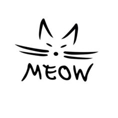 And meow!