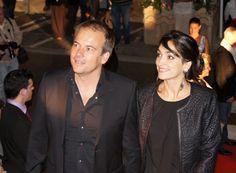 Stéphane et Isabelle Henon_Montée des marches