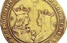 Moneda Fernando e Isabel.