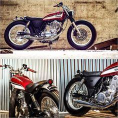 Yamaha SR 400 by Garage                                                                                                                                                                                 Mais