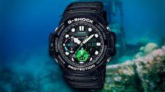Casio анонсировала две новые модели наручных часов из коллекции G-Shock Gulfmaster