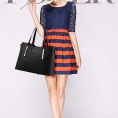 d958701cef 2pcs Womens Leather Shoulder Bag Top-handle