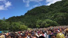 BOREDOMS Fuji Rock Festival 2016 Part1