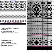 View album on Yandex. Fair Isle Knitting Patterns, Knitting Machine Patterns, Knitting Charts, Knitting Stitches, Knitting Designs, Crochet Chart, Crochet Patterns, Filet Crochet, Embroidery Patterns