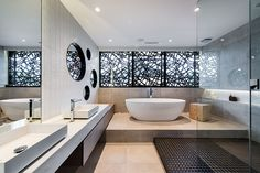 Modern Bathroom design by PCG DESIGN