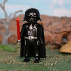 Playmobil Custom Darth Vader Star Wars | eBay