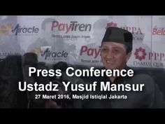 Press Converence UYM 27 Maret 2016 Menuju Grand Lounching PayTren