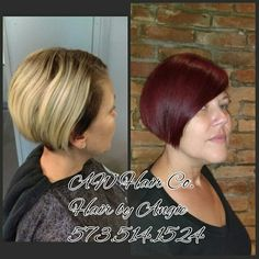 Hair by Angie