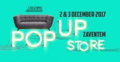 Stocktopus POP UP Store -- Zaventem -- 02/12-03/12