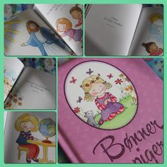Dig og mig og vi tro: Lille og lyserød - en bønnebog for piger.