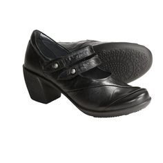 6a72e92a Romika Luna 04 Mary Jane Shoes - Leather (For Women) in Black Mary Jane
