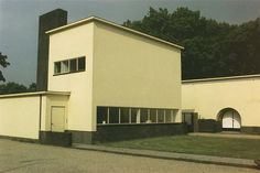 Dudok, Noorderbegraafplaats, Hilversum 1929