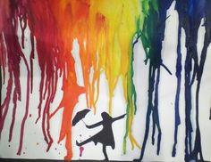 My crayon art! :)