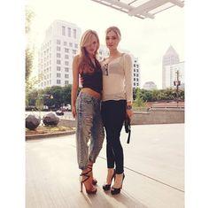 Bella Thorne & Skyler Samuels