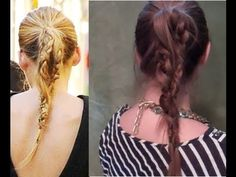 Braid within a braid within a braid.... inspired by Blake Lively