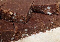 NeoHippy   Fudgy Date Brownie Bars