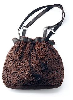 1000+ ideas about Knit \u0026amp; Crochet Handbag Inspiration on Pinterest ...