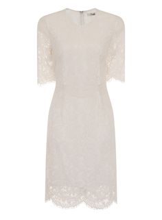 This season our lace offering comes in the form of the Sibylla dress. Its simple…
