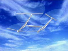 Aerogeneradores con forma de cometa captarán la energía eólica de la atmósfera (Enllave 01/07/2009)