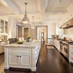 Ideas para Decorar area de Cocina