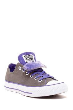 Converse | Converse Chuck Taylor Double Tongue Oxford Sneaker | Nordstrom Rack
