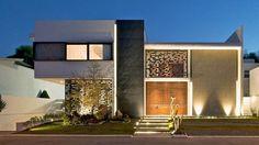 Las mejores fotos de fachadas de casas modernas, casas modernas minimalistas, casas modernas adosadas, casas modernas prefabricadas.