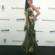 Regina Salpagarova Miss Grecia Miss universo Hollywood modella amfar milano eventi e mondanità Ottavio Missoni Nina senicar