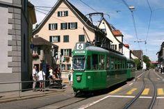 100 Jahre Tram nach Riehen