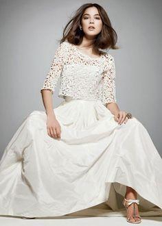 Splendid Sass wedding dress