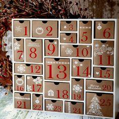 Manualidades de Navidad: Ideas para realizar tu propio calendario de adviento