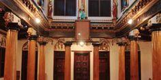 Chidambara Vilas Interior Architecture, Chettinad Hotels   Hotels in Pudukottai