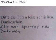 Neulich auf St. Pauli
