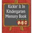 Kickin' It In KIndergarten Memory Book will be cherished by parents for years to come.  The end of the school year is a time to recognize and share what the students have accomplished throughout the school year.  There are cute poems on most of the pages and all pages are intended for the kids to illustrate to complete their memory book.  What a fun end of the year school project!