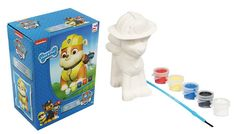 Buy Paw Patrol Paint-Your-Own Figurine - Marshall or Rubble! UK deal for just: £5.99 Let the kids get arts and crafty with the Paw Patrol Paint-Your-Own Figurines      Choose from two heroric pup characters:                Marshall - the firefighting fire dog          Rubble - the construction worker dog                  1 x figurine measures 11cm x 8cm      Also includes 5 x pots of paint...