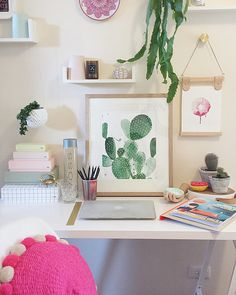The Workspace Stylist has some great workspace styles for you!  #inspiration #interior #design #home #office