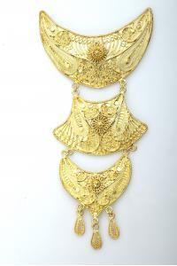 Javanese brooch