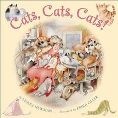 Book: Cats, Cats, Cats!