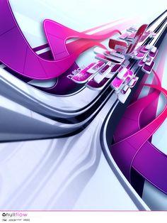 40 Brilliant 3d Abstract Artwork | Top Design Magazine - Web Design and Digital Content