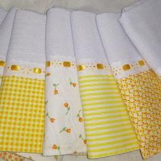 Dish Towels, Tea Towels, Fabric Storage Boxes, Baby Frocks Designs, Baby Sewing Projects, Recycled Jewelry, Sewing Stitches, Sewing Rooms, Cloth Diapers