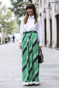 11 maneiras de usar a sua camisa branca | MdeMulher