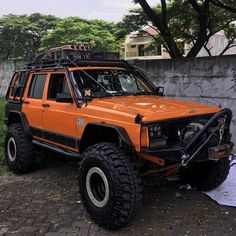 Likes, 4 Comments – Giveaway Coming Soon! ( on Insta … - Home & DIY Jeep Commander Lifted, Lifted Jeep Cherokee, Jeep Grand Cherokee Zj, Lifted Jeeps, Jeep Cherokee Accessories, Jeep Accessories, Offroad, Cherokees, Orange Jeep