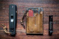 Hitch and Timber EDC Card Caddy 0