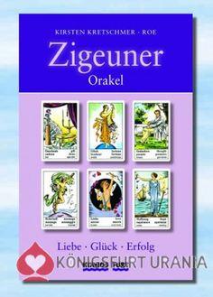 Zigeuner Orakel Buch - Liebe, Glück, Erfolg (Buch) - Kirsten & ROE Buchholzer