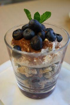 #blueberry #tiramisu
