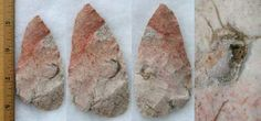 Ancient Native American Indian Artifacts, Relics and Arrowheads - Flint Tools Page 5