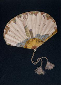 Fan - 1911 - The Victoria & Albert Museum
